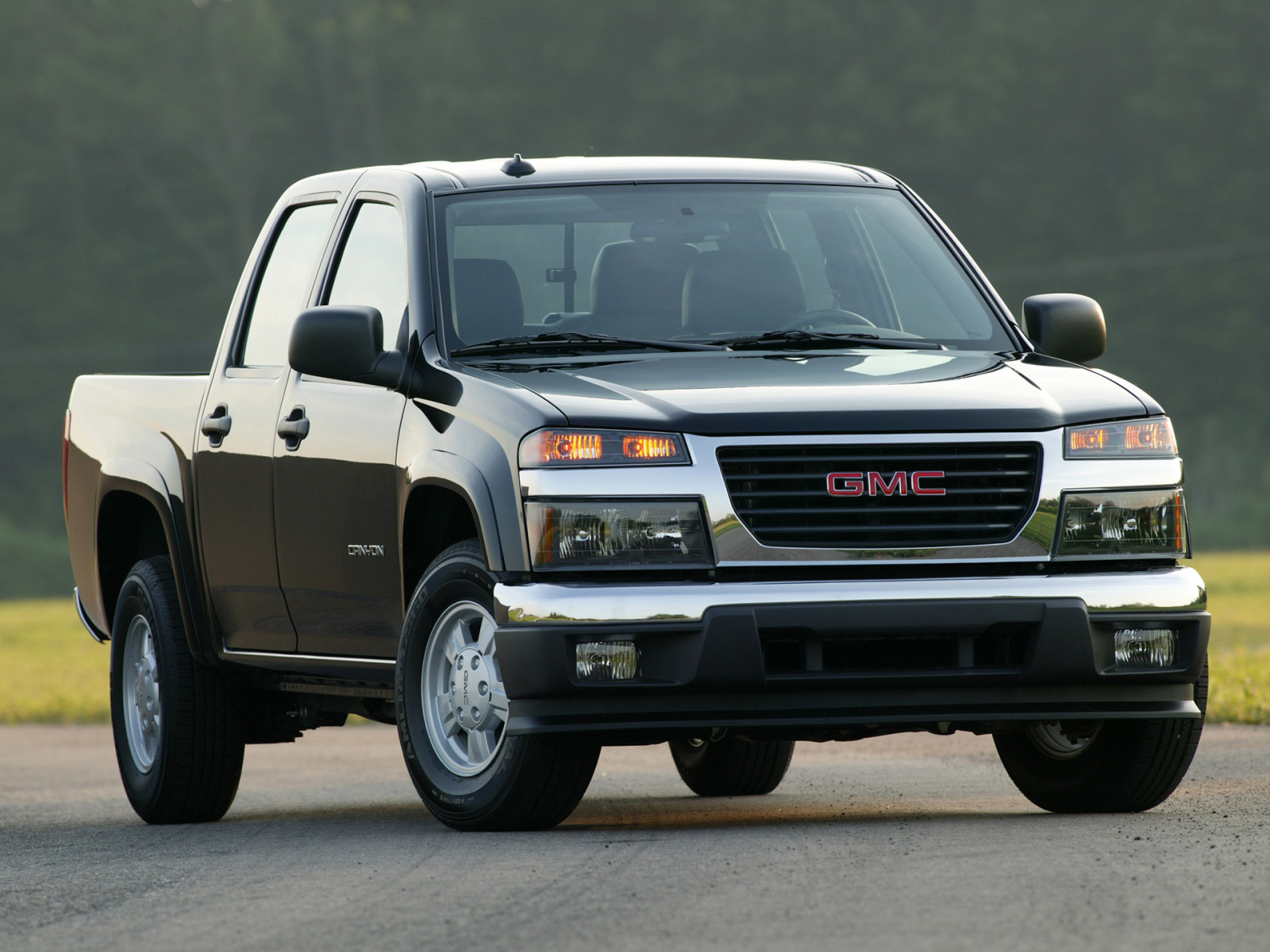 2010 GMC Canyon #6