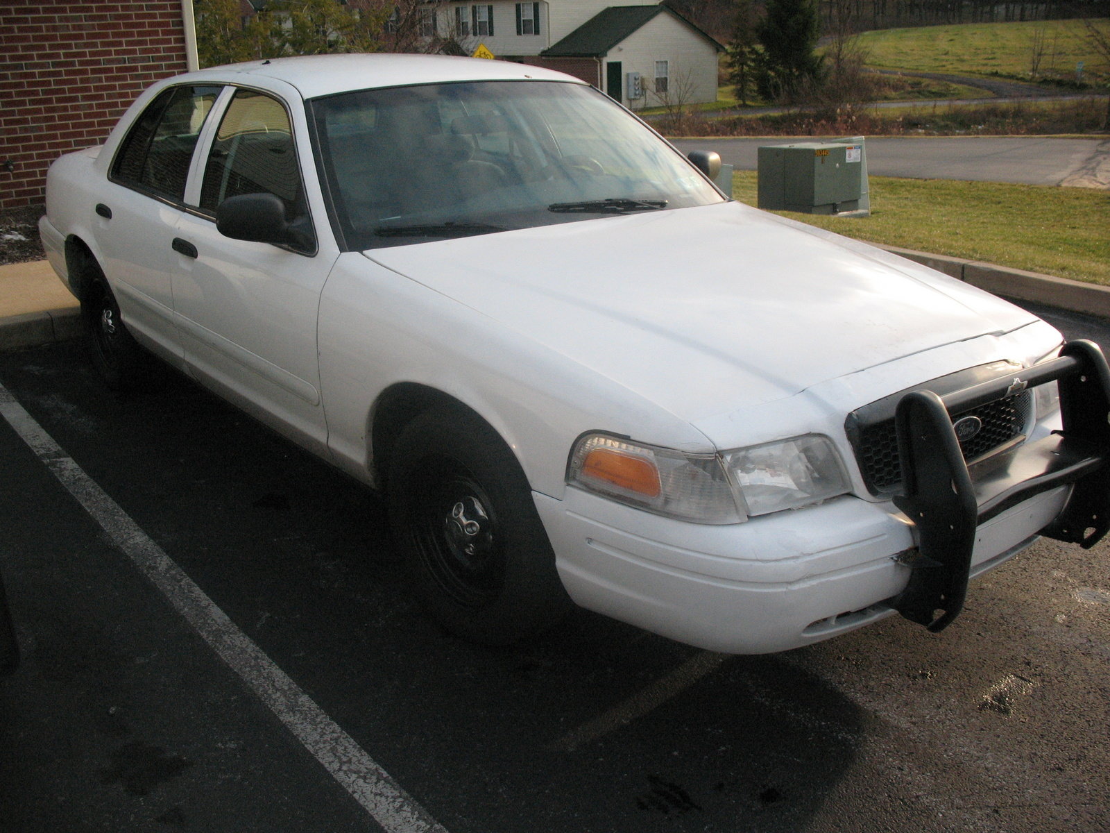 2001 Ford Crown Victoria #6