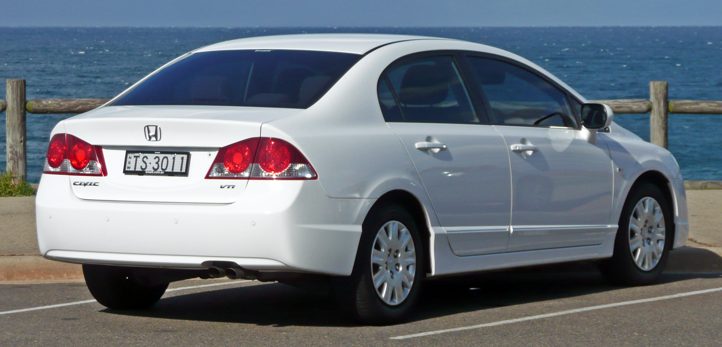 2009 Honda Civic #9