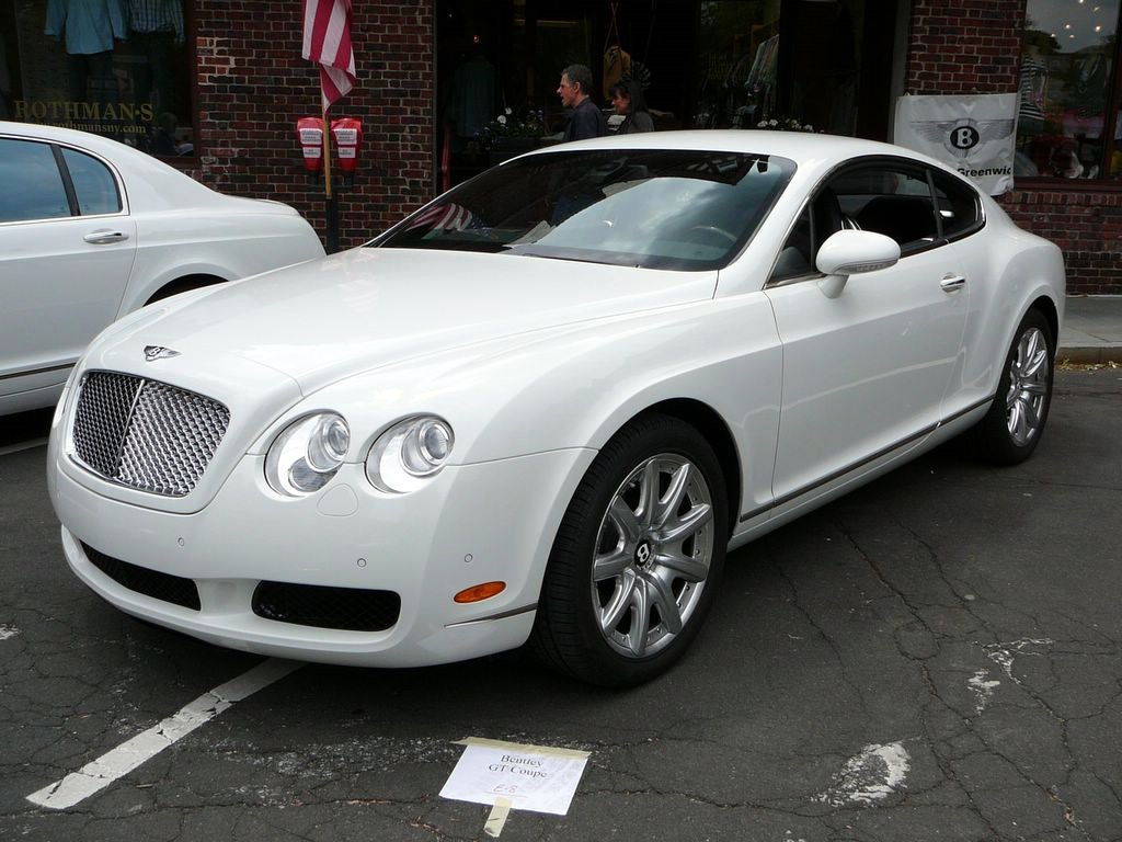 2006 Bentley Continental Gt #4