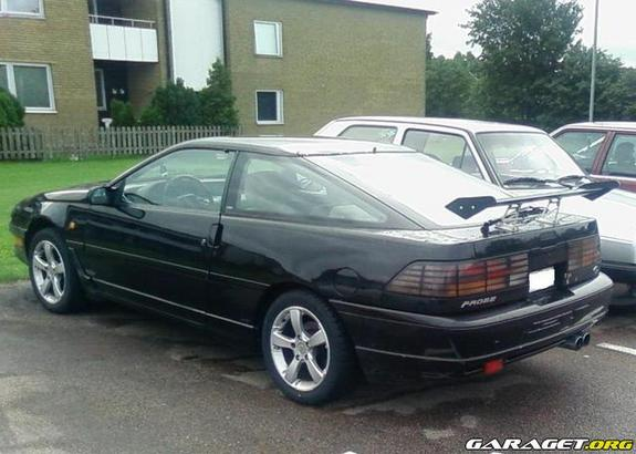 1991 Ford Probe #5