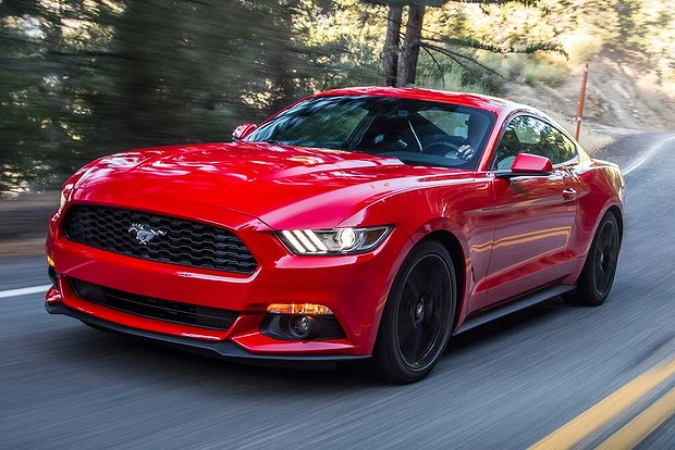 2015 Ford Mustang #7