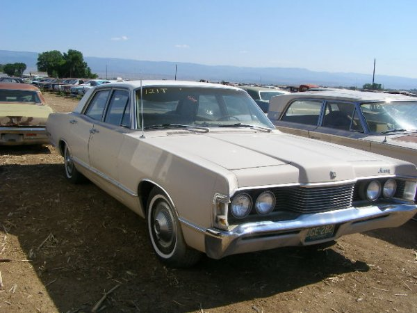 1968 Mercury Montclair #3