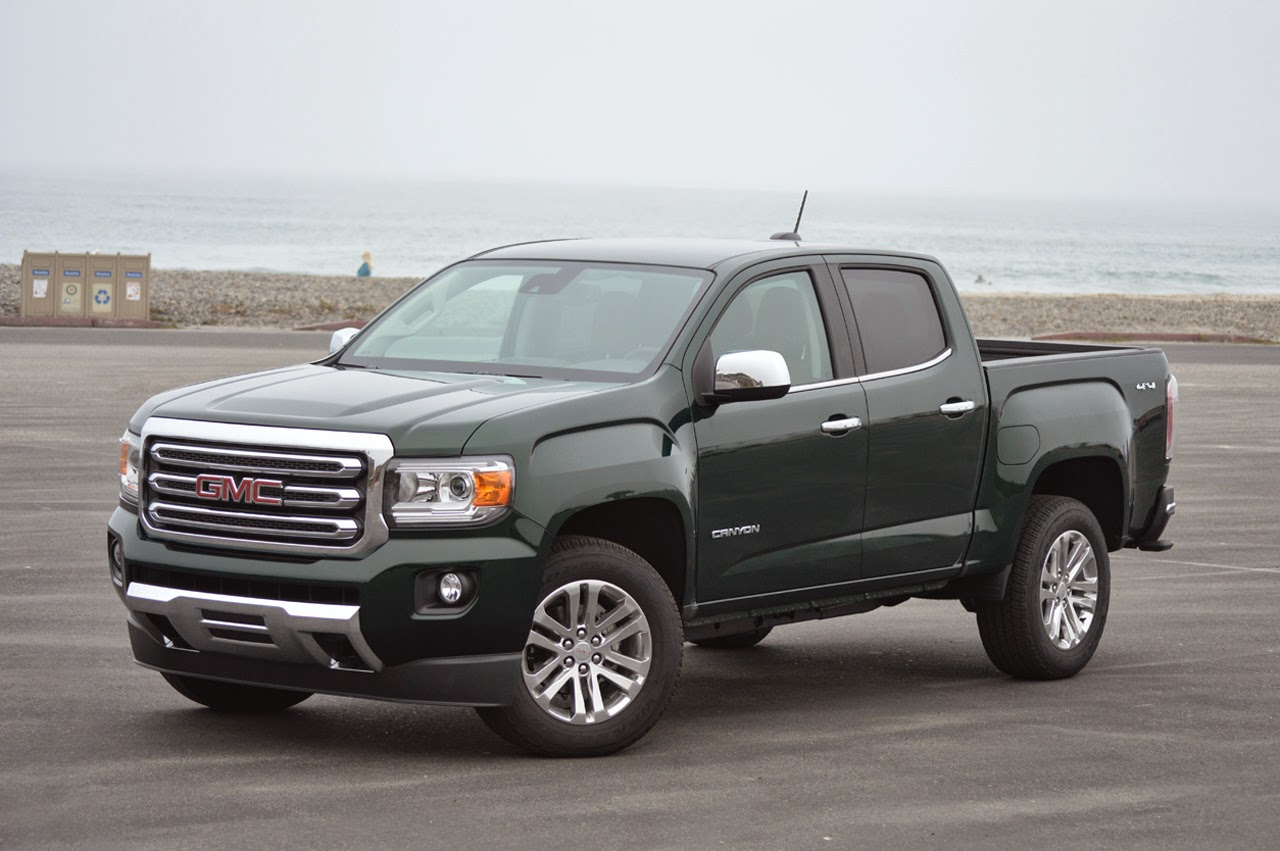 2015 GMC Canyon #12