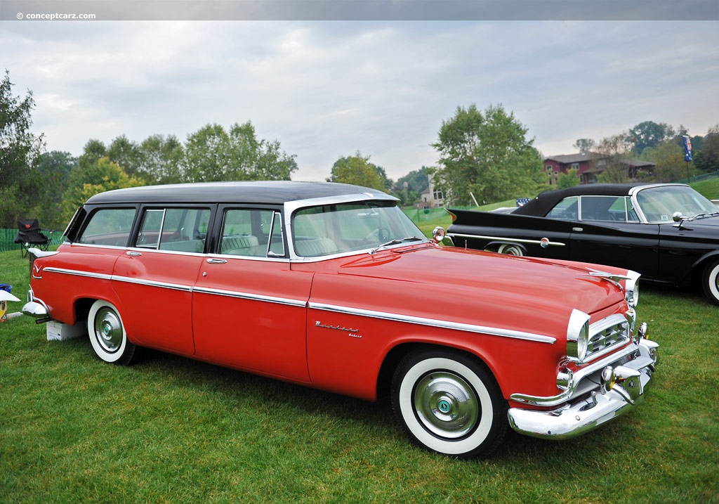 1955 Chrysler Windsor #4