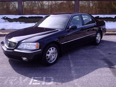 2004 Acura Rl Photos, Informations, Articles - BestCarMag.com