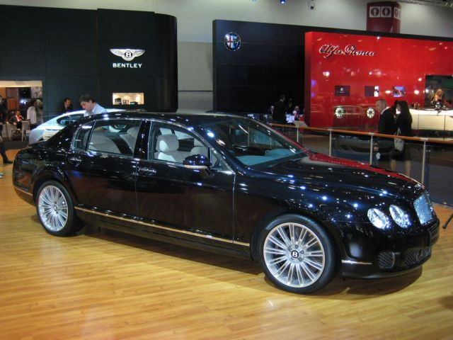 2012 Bentley Continental Flying Spur Speed Photos Informations