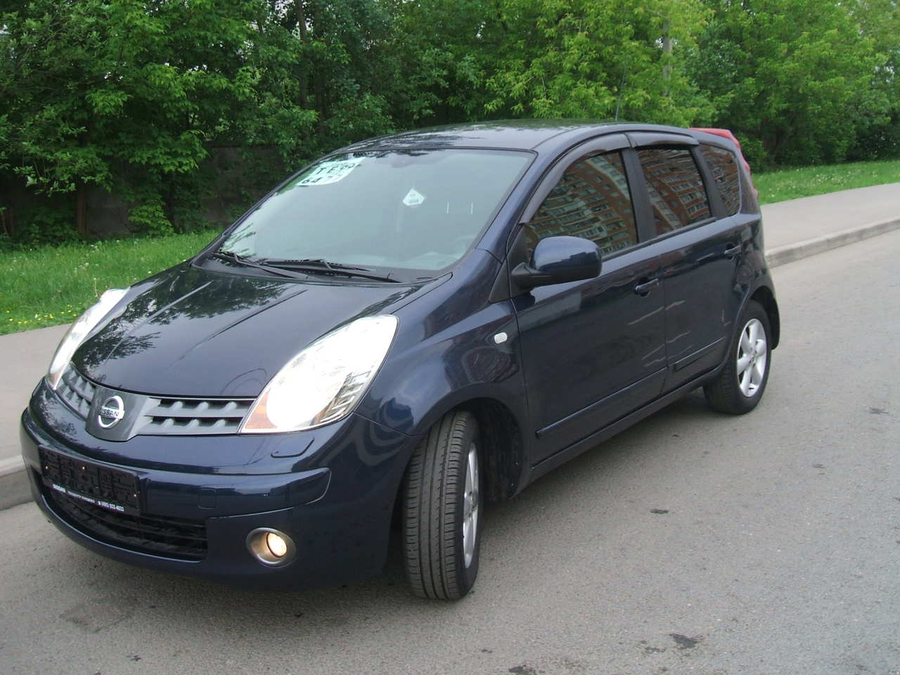 2008 Nissan Note #10