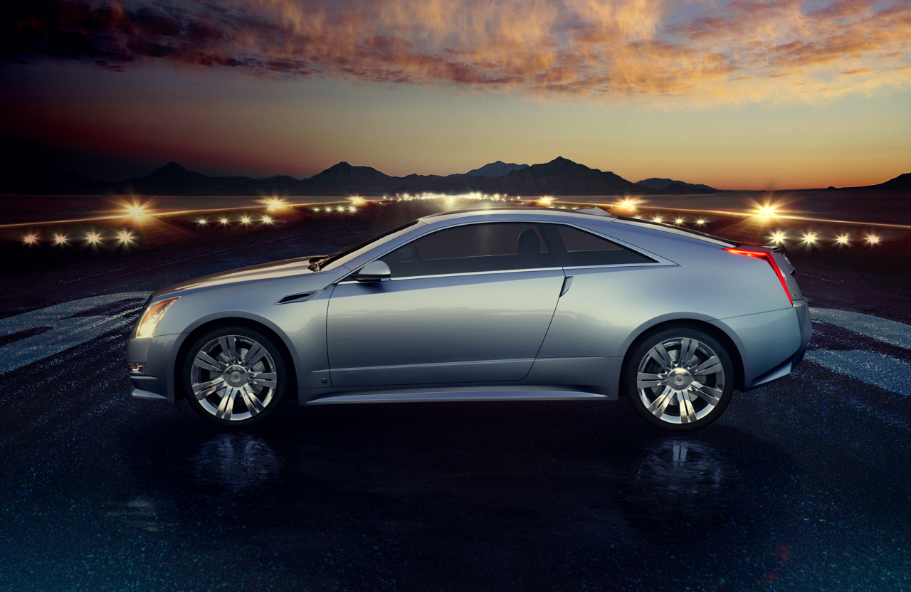 2012 Cadillac Cts Coupe #12