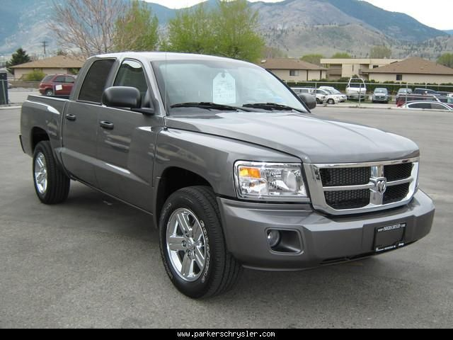 2008 Dodge Dakota #6