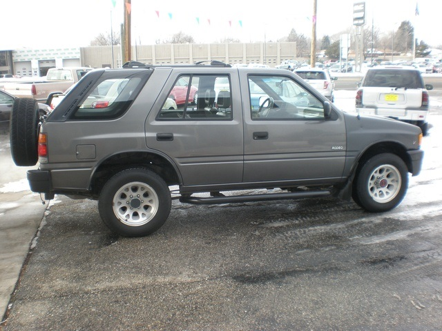 1994 Isuzu Rodeo #10