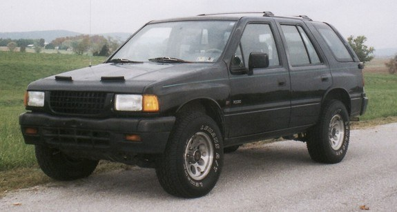 1993 Isuzu Rodeo #13