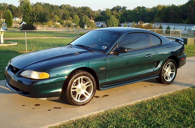 1997 Ford Mustang #13
