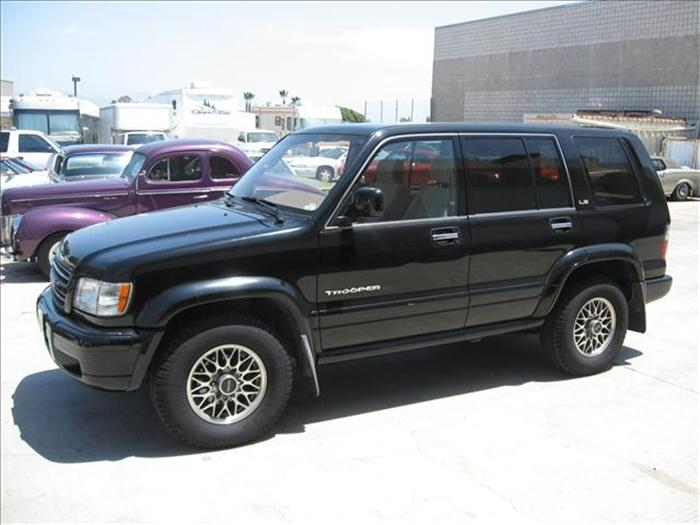 2001 Isuzu Trooper #5