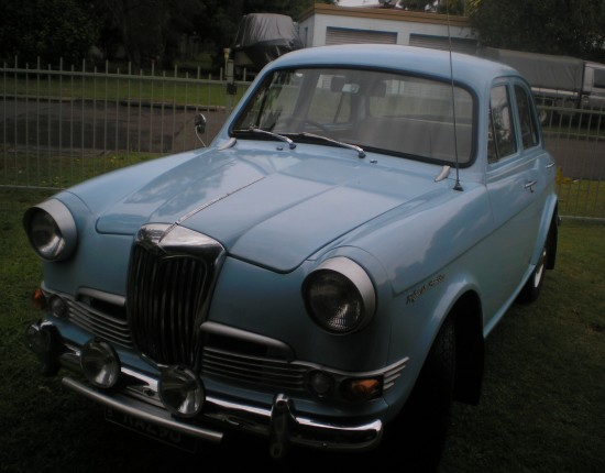 1959 Riley One-Point-Five #14