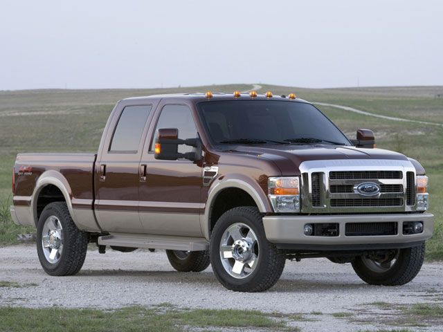 2008 Ford F-250 Super Duty #5