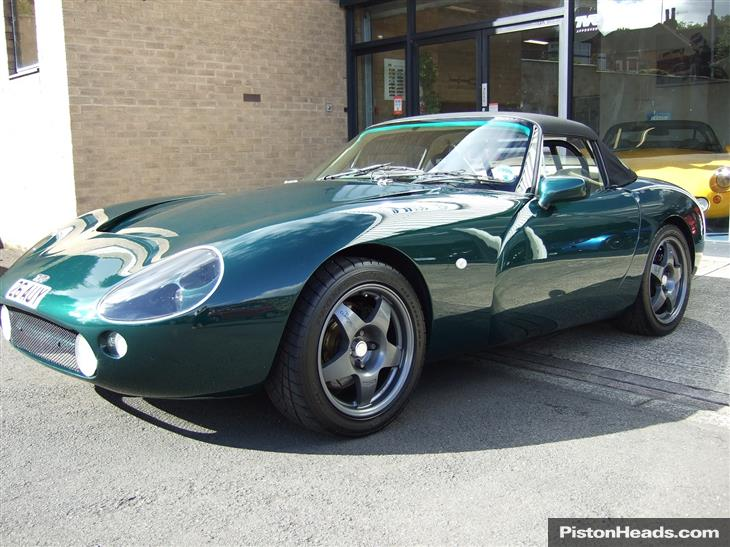 1994 TVR Griffith #10