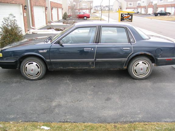 1992 Oldsmobile Cutlass Ciera #17