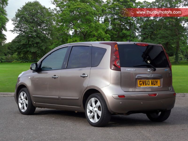 2011 Nissan Note #12