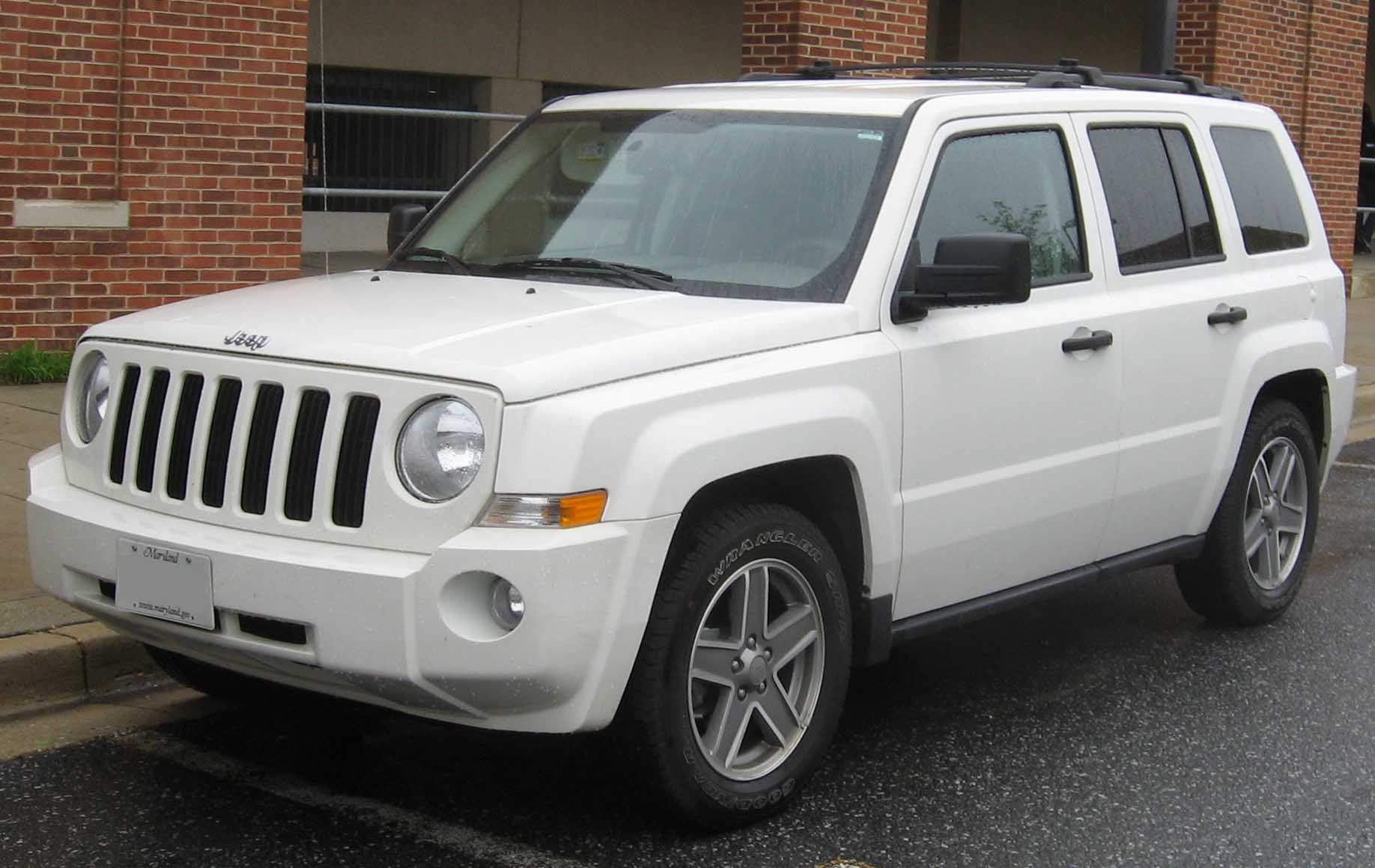 2008 Jeep Patriot #6
