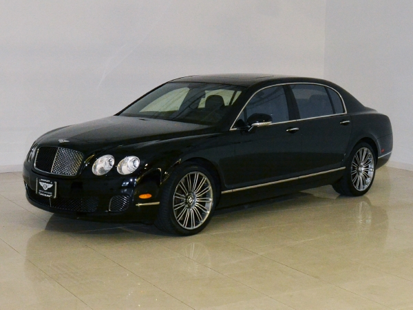 2009 Bentley Continental Flying Spur #7
