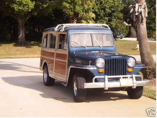1948 Jeep Station Wagon #12