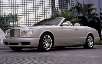 2010 Bentley Azure T #11