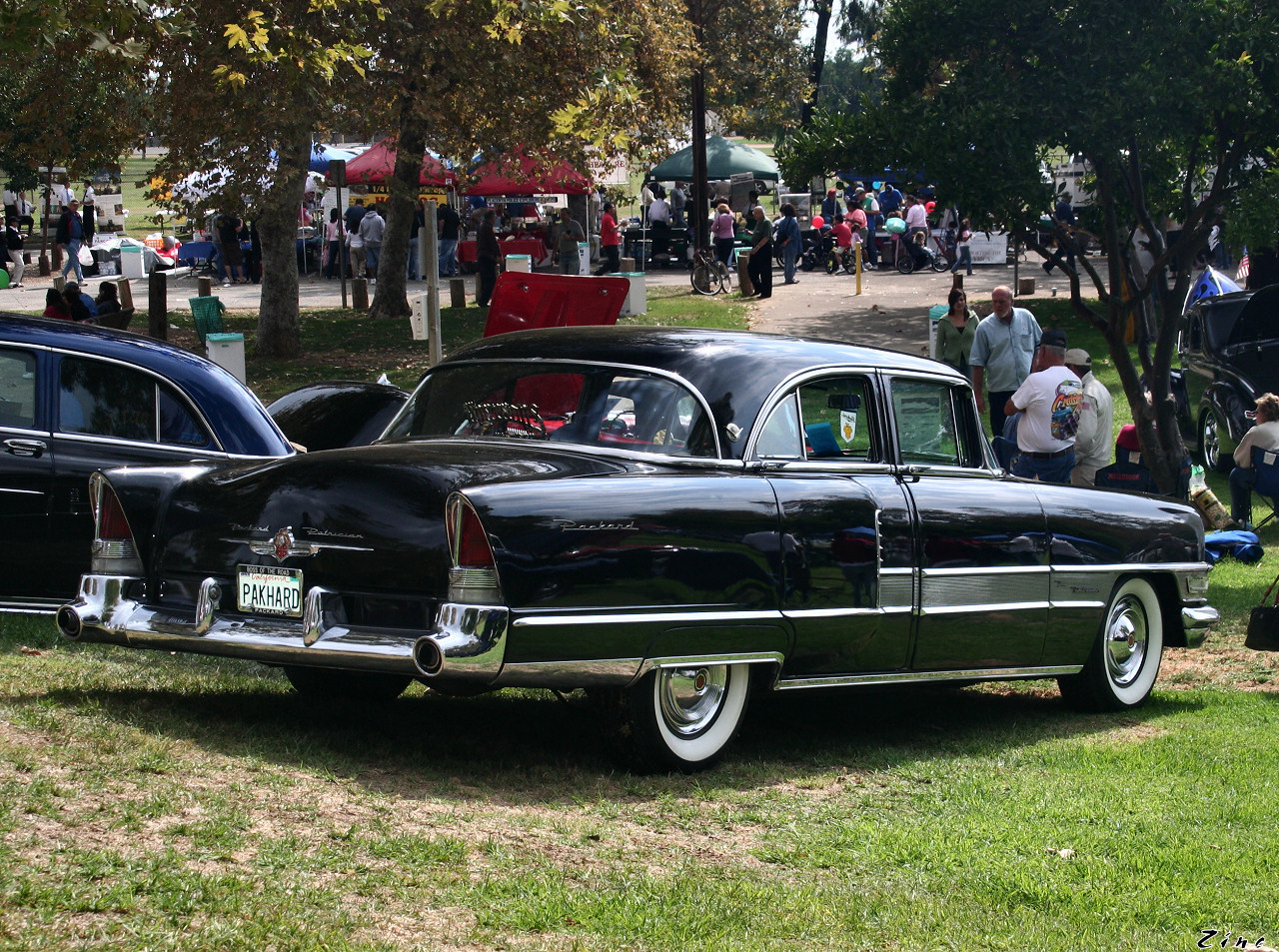 1954 Packard Patrician #9
