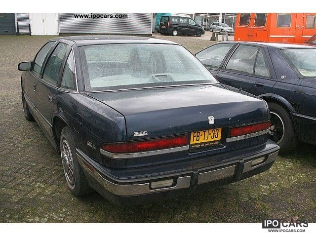 1992 Buick Regal #14