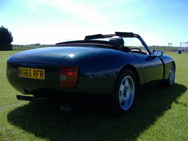 1992 TVR Griffith #15