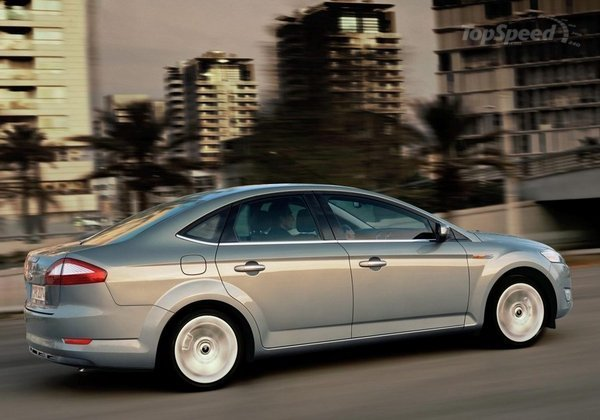 2007 Ford Mondeo #14