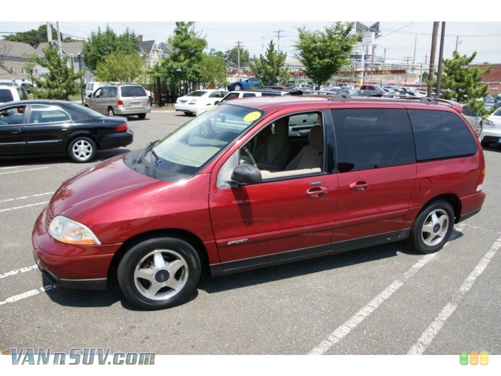 2002 Ford Windstar #1