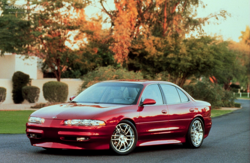 2002 Oldsmobile Intrigue #12