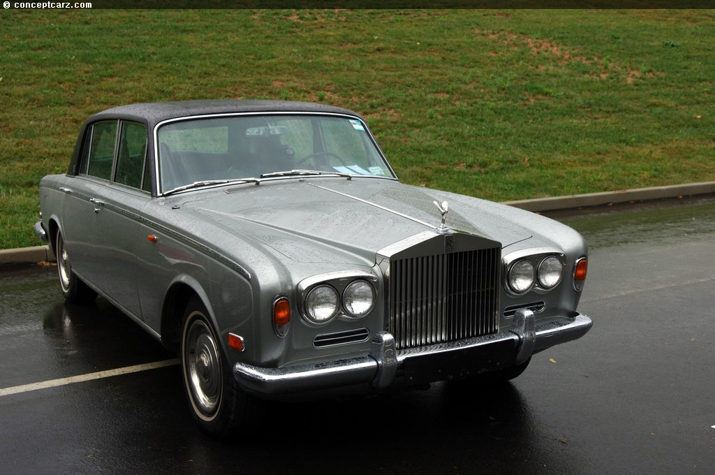 1977 Rolls Royce Silver Shadow #3