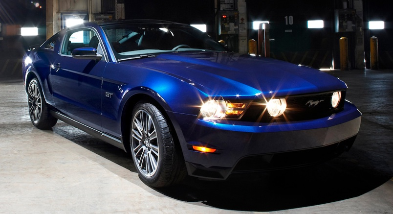 2010 Ford Mustang #10