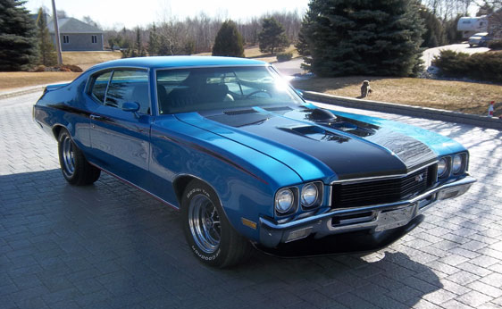 1972 Buick GS #14