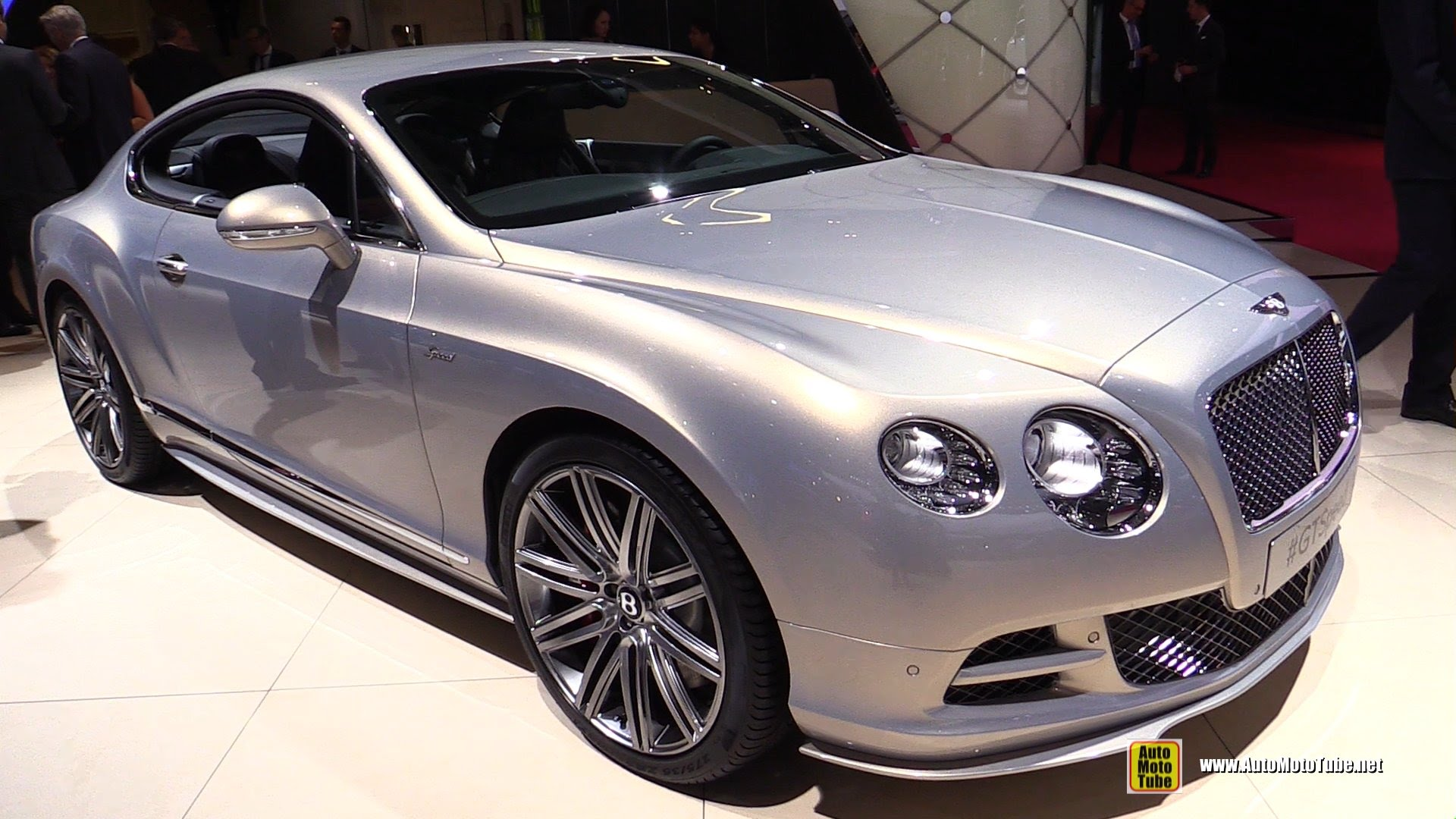 2015 Bentley Continental Gt #7
