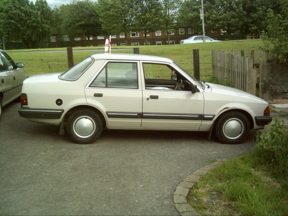 1985 Ford Orion #11