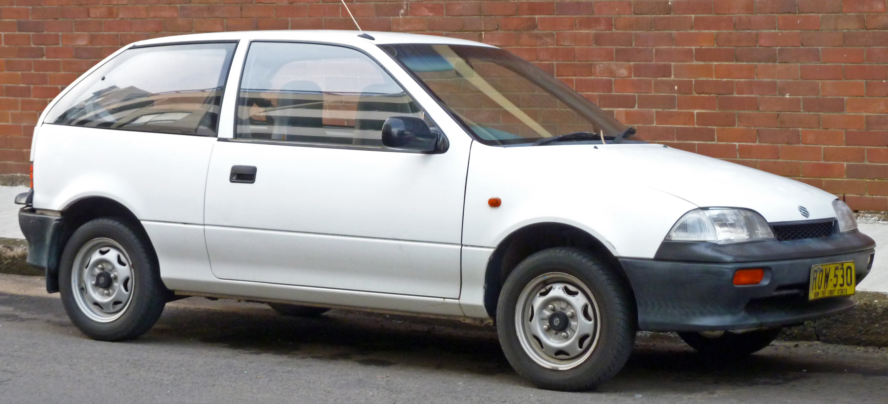 1991 Suzuki Swift #3