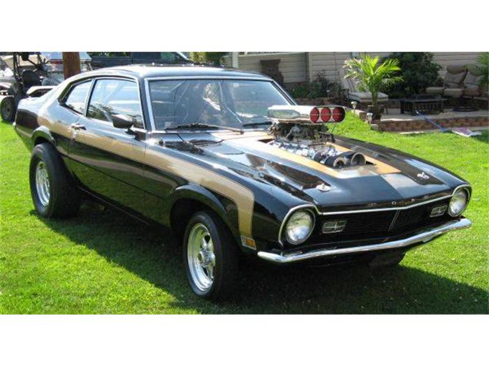 1970 Ford Maverick #13