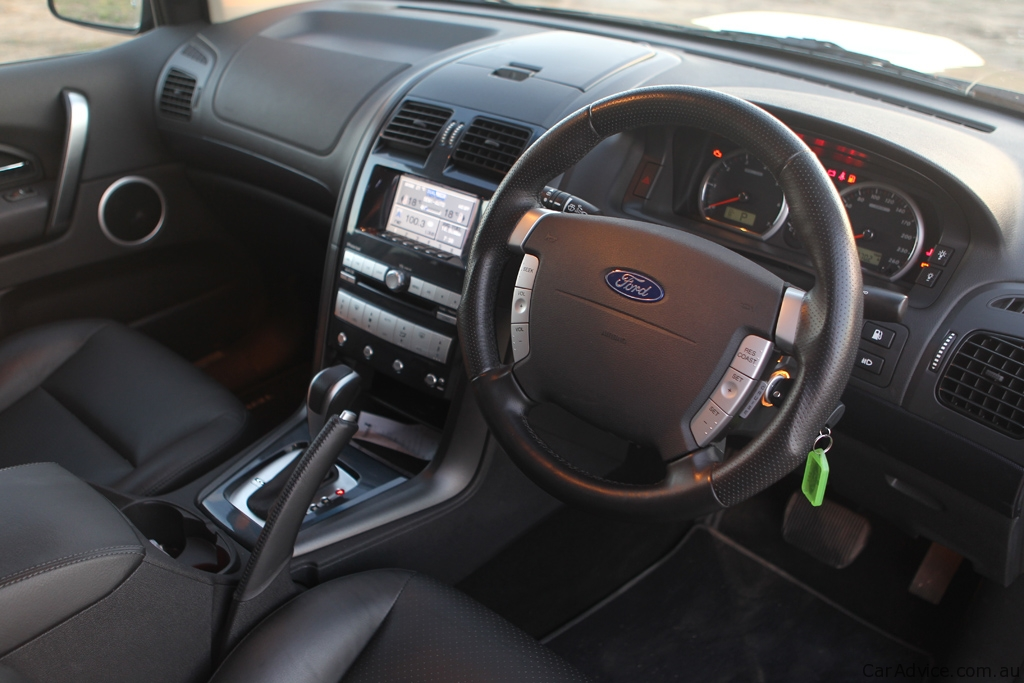 2007 Ford Territory #13