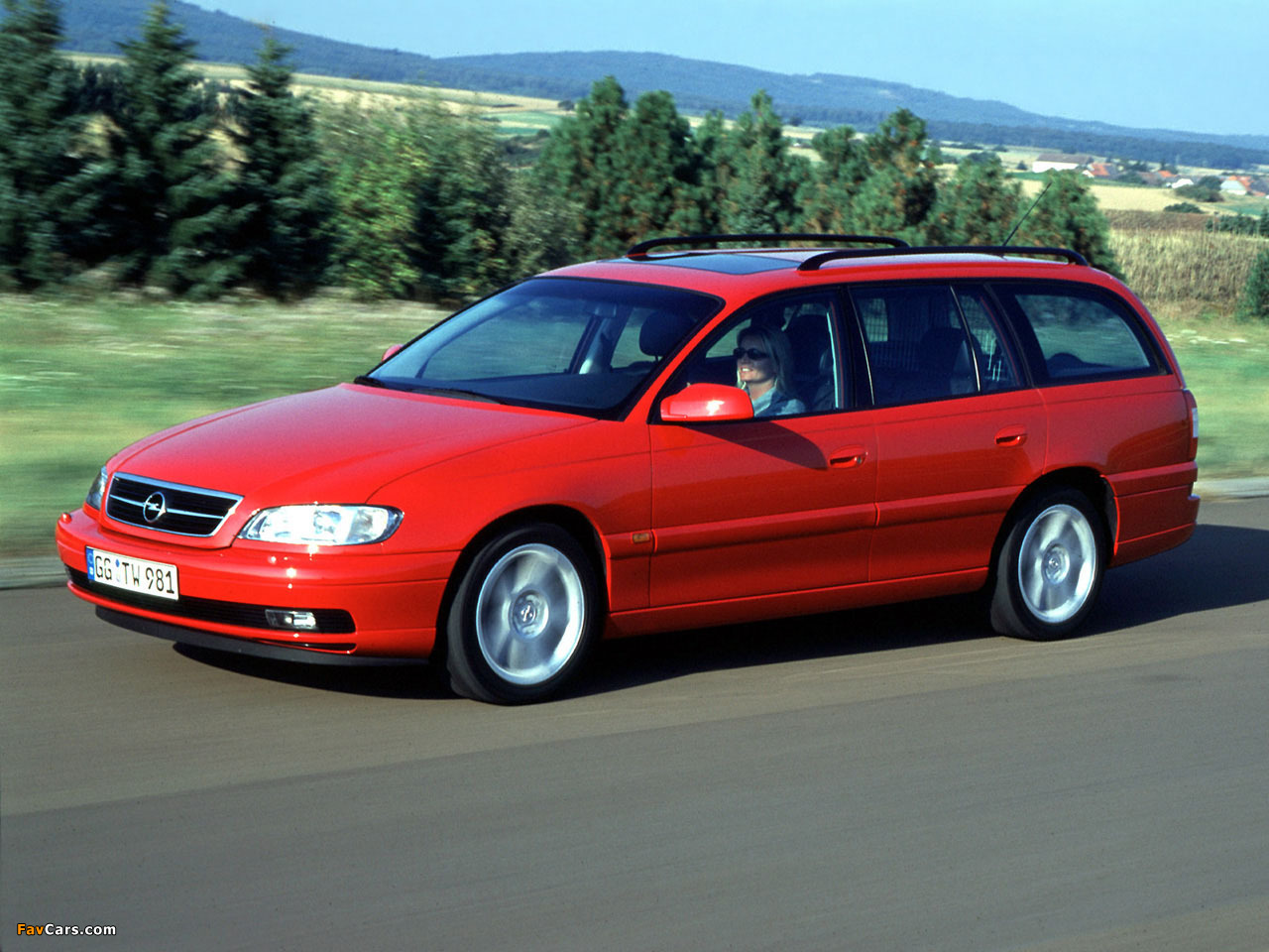 1999 opel omega photos informations articles. Black Bedroom Furniture Sets. Home Design Ideas