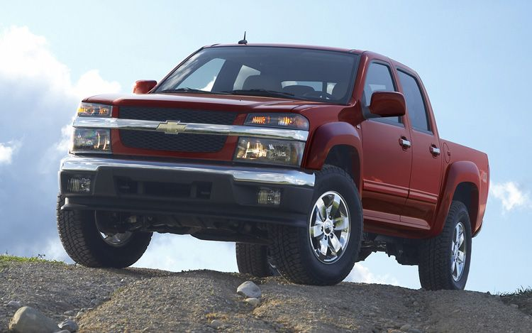 2011 Chevrolet Colorado #7