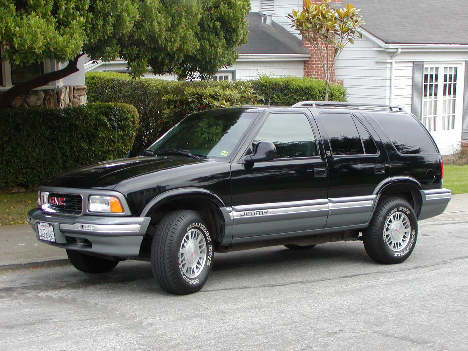 1997 GMC Jimmy #9
