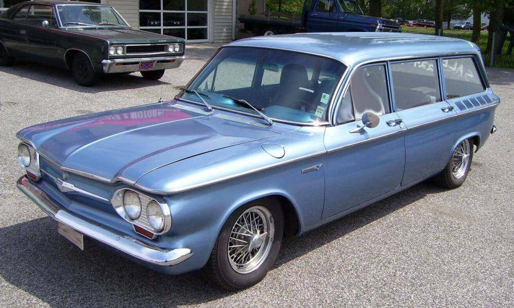 1961 Chevrolet Corvair #7