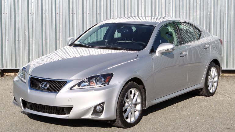 2011 Lexus Is 350 #8