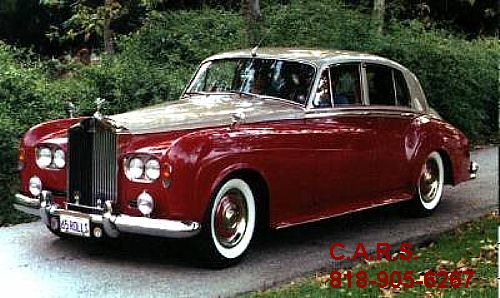 Rolls royce Silver Cloud #11