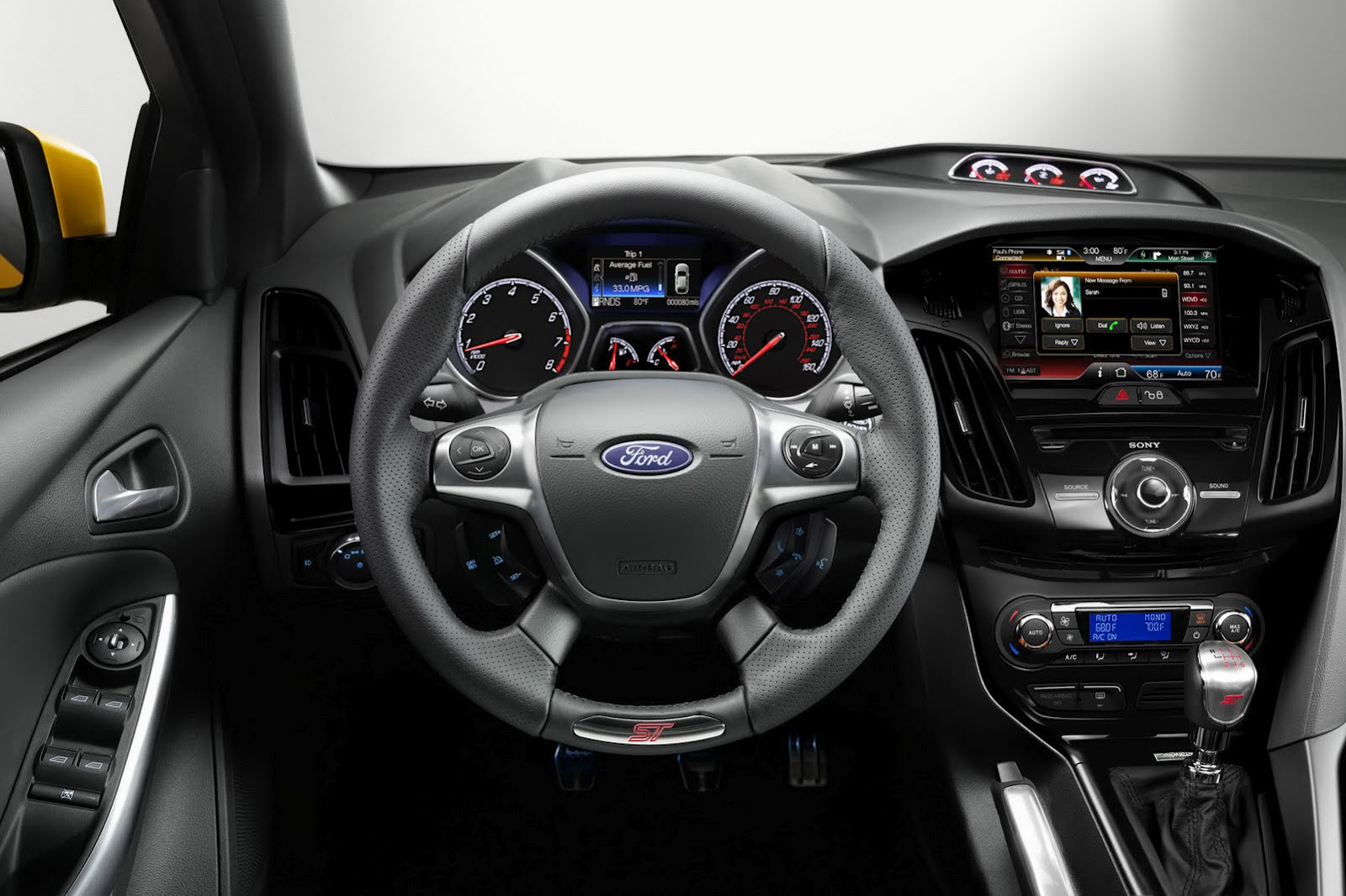 2013 Ford Focus St #9