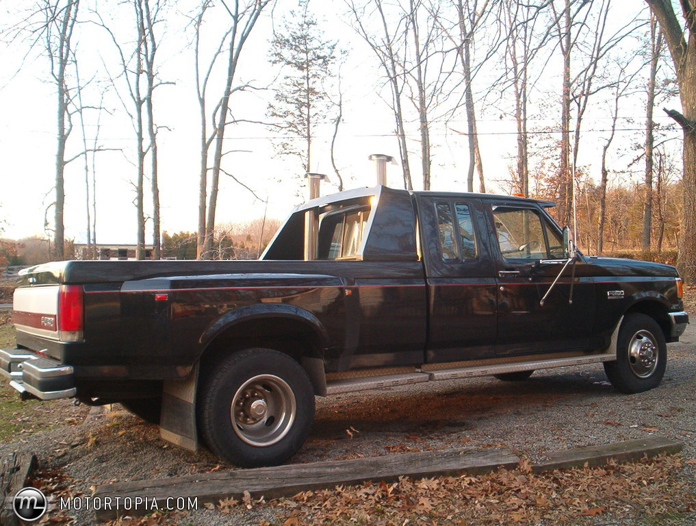 1990 Ford F-350 #10