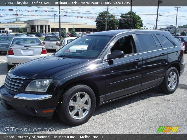 2004 Chrysler Pacifica #8